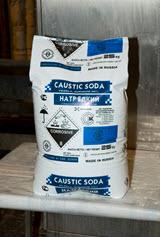 Сода каустическая (натр едкий) марка ГР